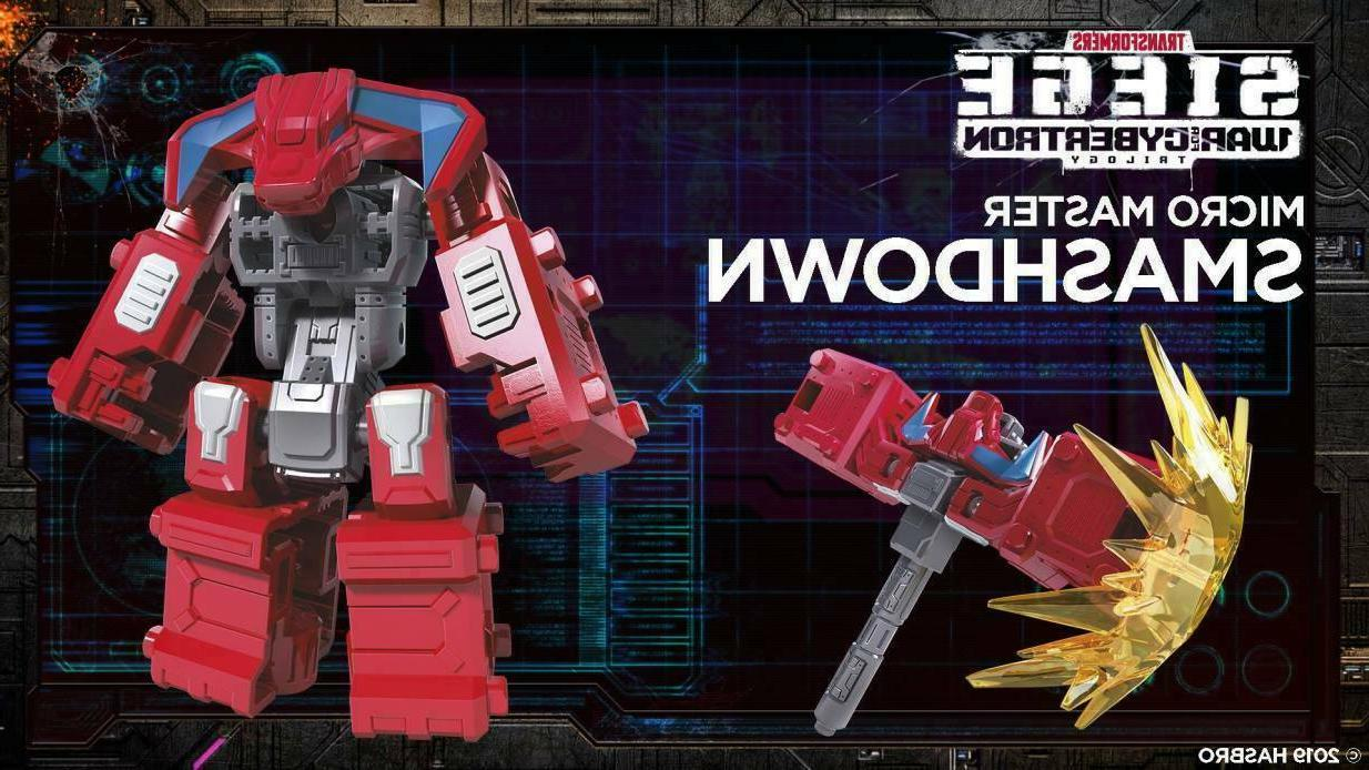TRANSFORMERS GENERATIONS WAR FOR SMASHDOWN FIGURE