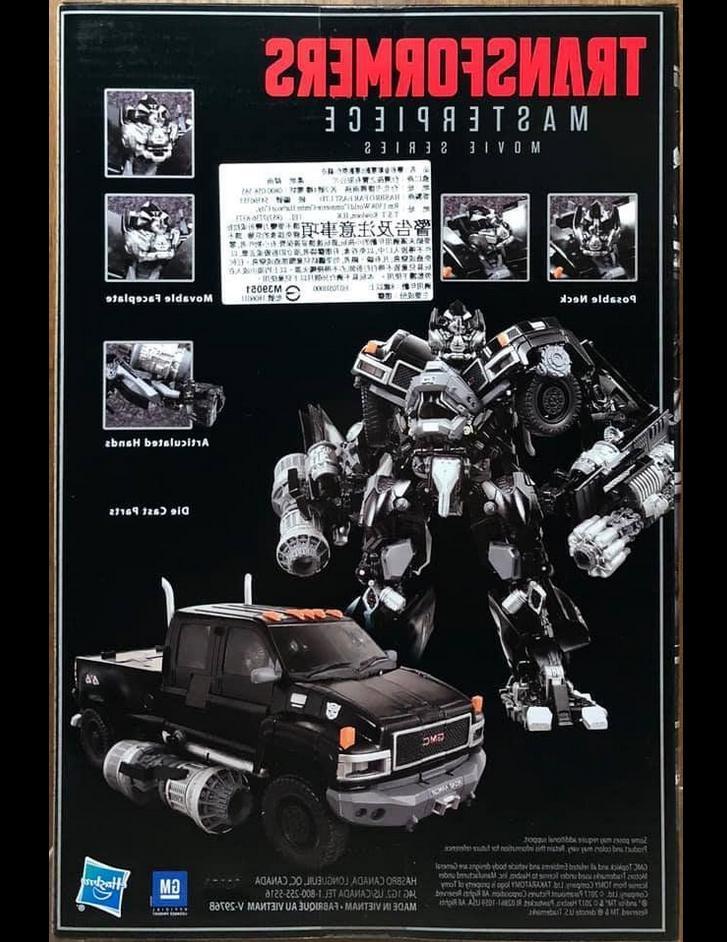 Hasbro Masterpiece Series MPM-06 Ironhide Figure#