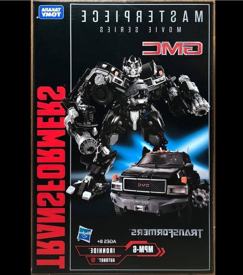 transformers masterpiece movie series mpm 06 ironhide