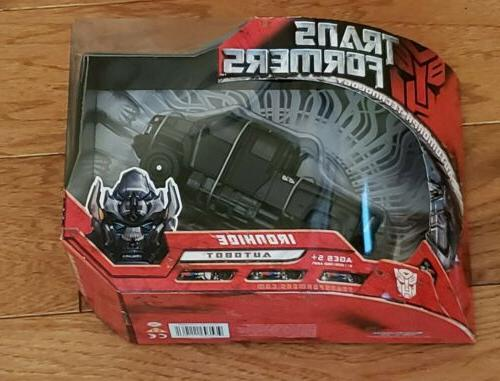 Hasbro Transformers Premium Ironhide Voyager Action mint