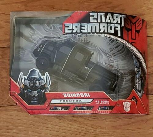 transformers movie premium ironhide voyager action figure