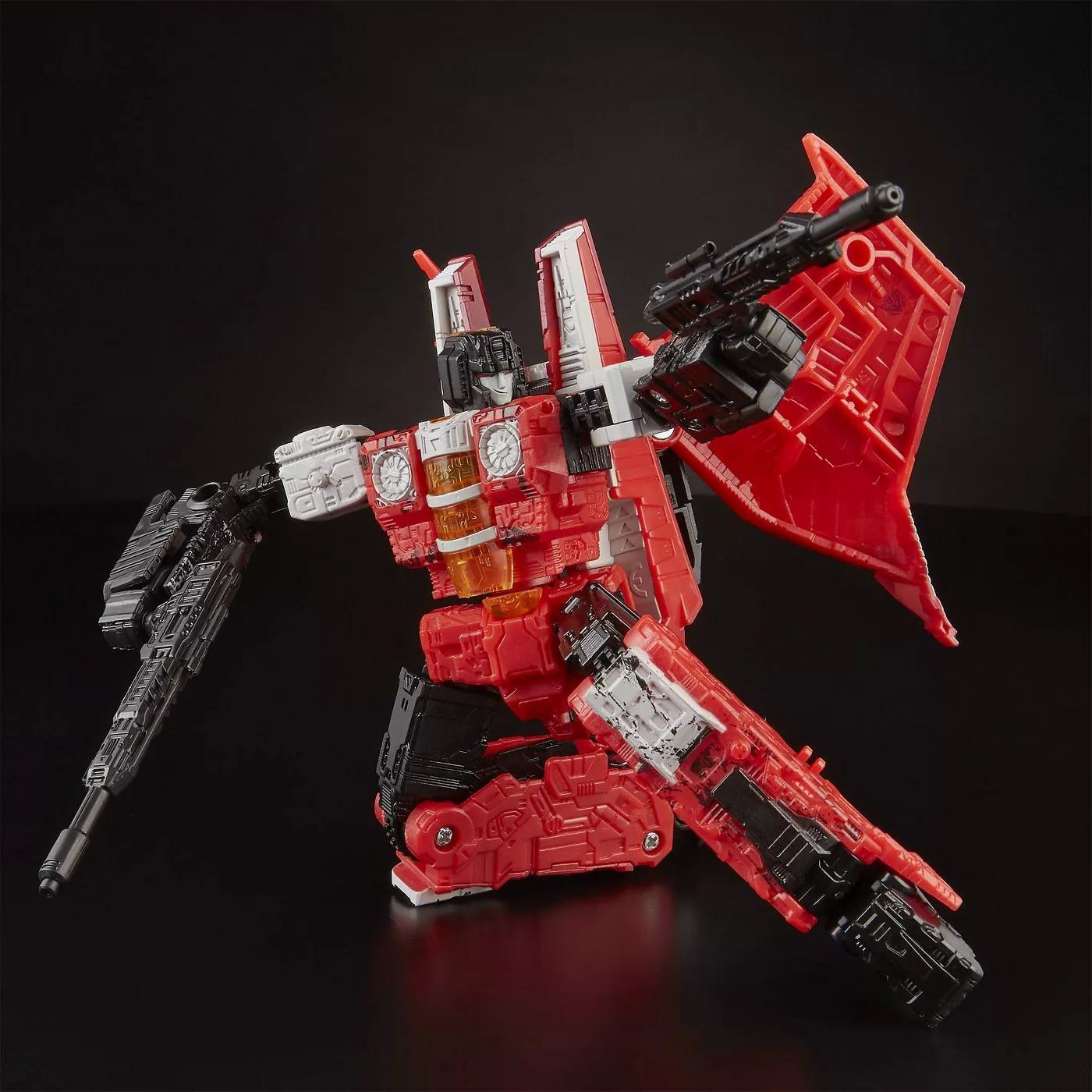 Transformers War WFC-GS02 Voyager Hasbro