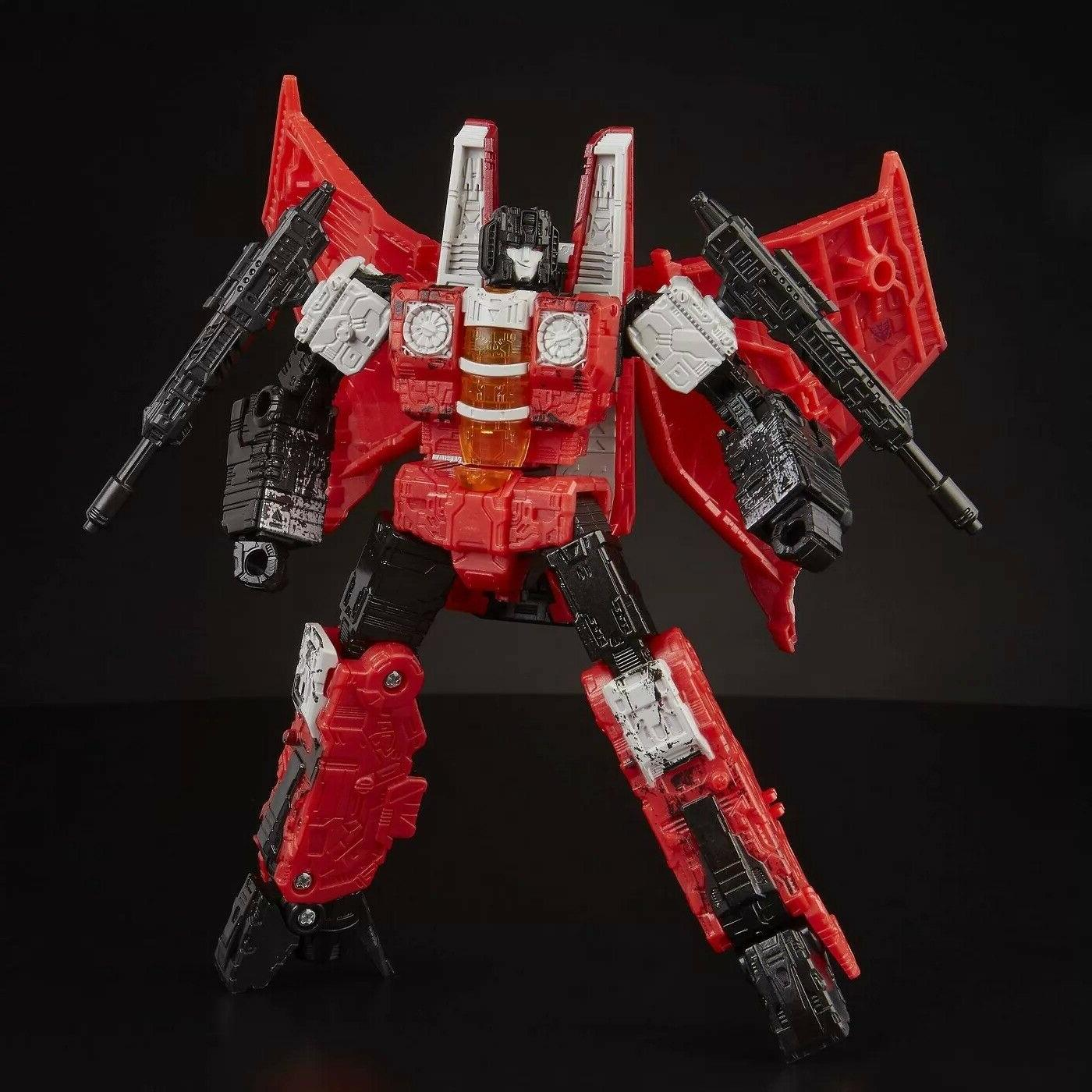 Transformers Red War Cybertron Voyager Hasbro