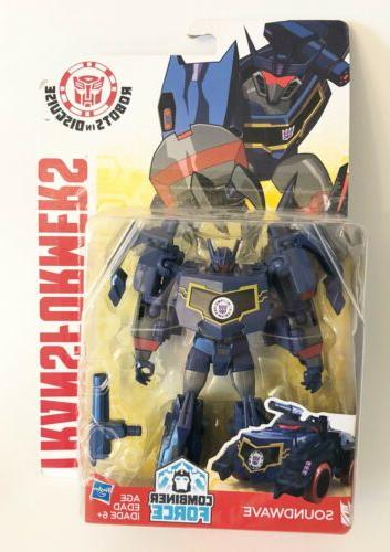 Transformers Robots in Disguise Combiner Force Warrior Class