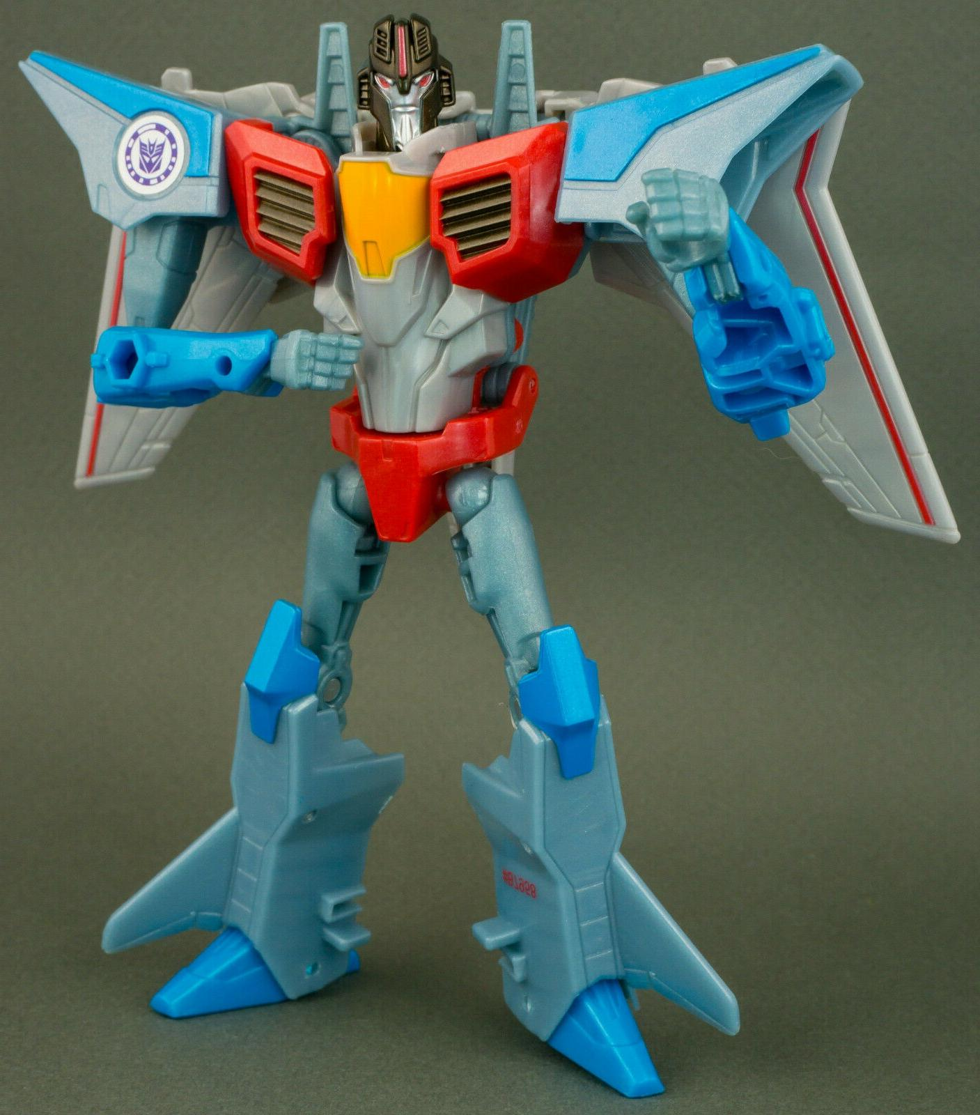 TRANSFORMERS IN WARRIOR CLASS R US