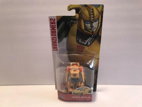 transformers universe bumblebee legion class robots in