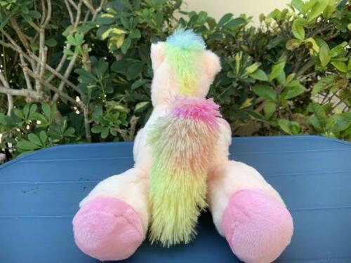 Unicorn Pink Plush Kids