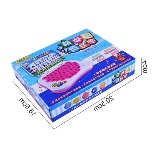 US Laptop Educational Learning Toys Gift