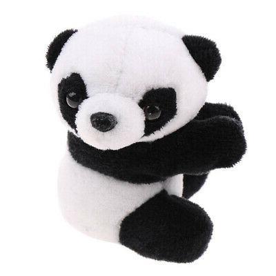 US Panda Plush Soft Stuffed Animals Birthday Clip Decor USA