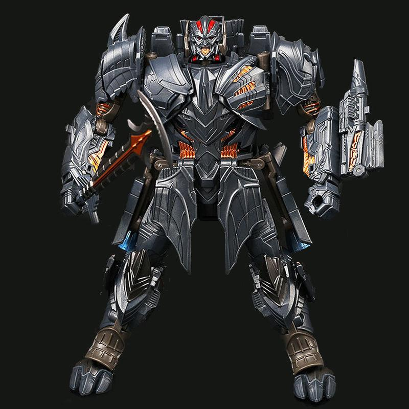 "US Transformers 5 Movie The Last Knight V Megatron 8"" Action"