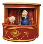 Waldorf & Statler The Muppets Series 2 Action Figure 2-Pack