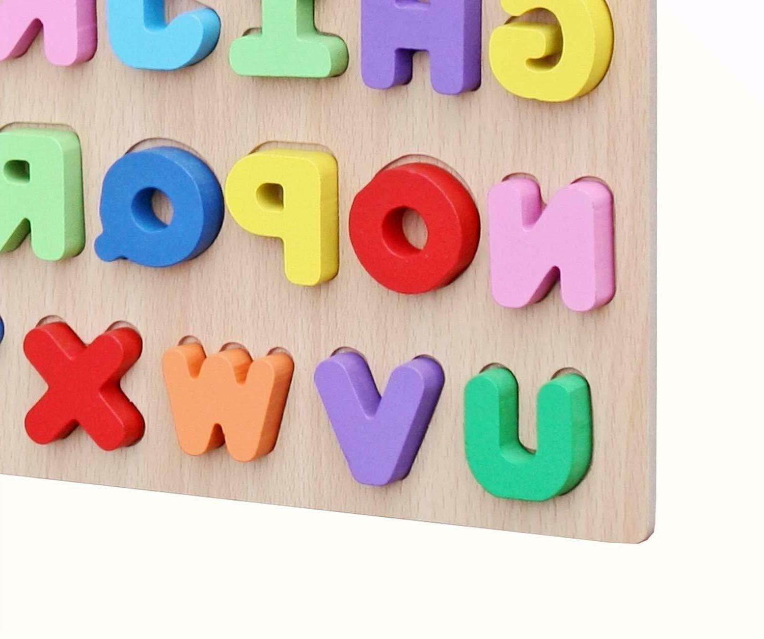 Timy Wooden Board Educational Early Learning Toys