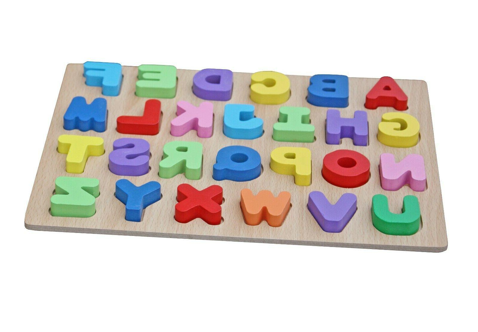 Timy Alphabet Board Early Learning