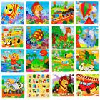 Wooden Kids Jigsaw Toys For Children Education And Learning