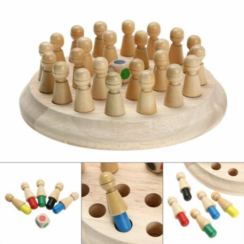 Wooden Stick Chess Children Puzzle gifts