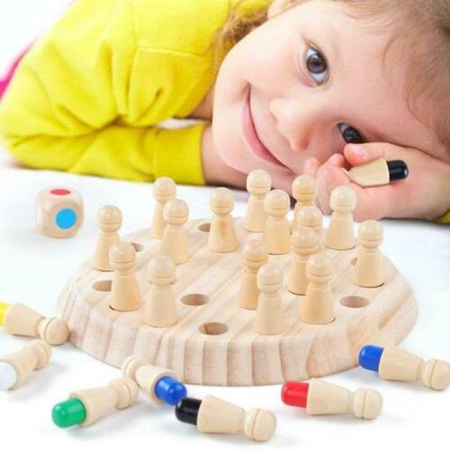 Wooden Memory Puzzle gifts