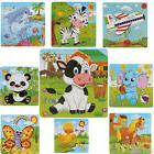 Wooden Puzzles Kinds Of Animal Jigsaw Toys For Kids Educatio