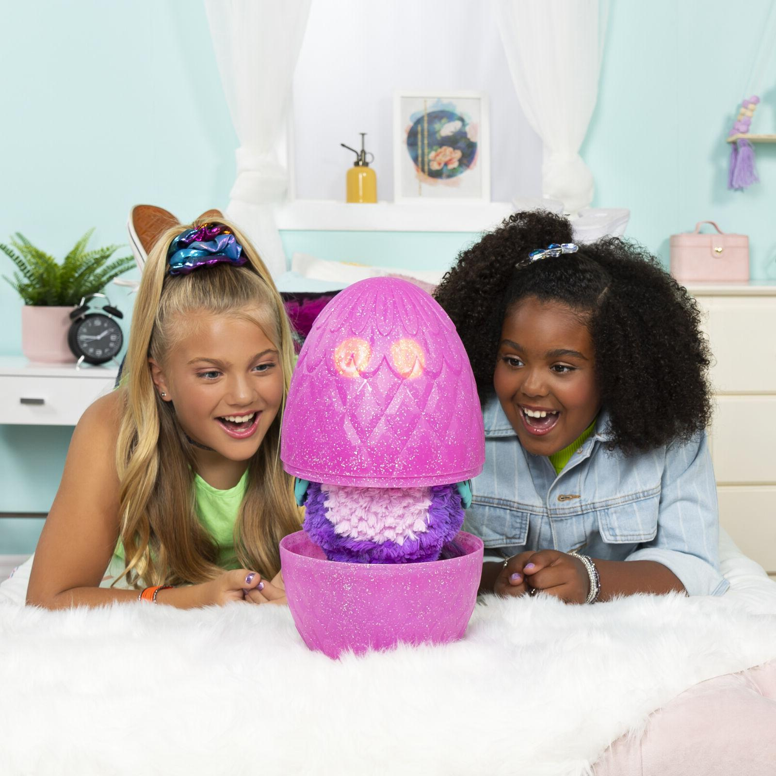 Hatchimals in Re-Hatchable Egg Toy