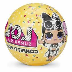 L.O.L. Surprise! 551539 Confetti Pop Series 3 Collectible Ba