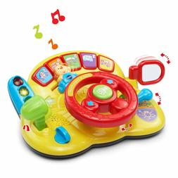 Baby Learn Drive Music Toy Development Activity Toddler Educ