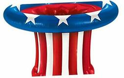 Lets Party By Beistle Company Inflatable Patriotic Hat Coole