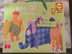 ALEX Toys Little Hands My 3D Zoo