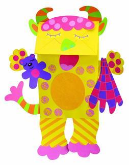 Alex Toys Little Hands Paper Bag Monsters Craft Kit
