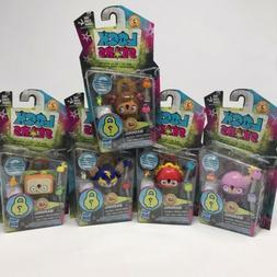 Hasbro LOCK STARS Series 2 Toys - 5 Figures and Accessories