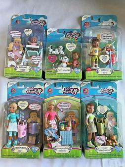 LOT CARING CORNERS Dollhouse Toys, Dolls, & Accessories Orig