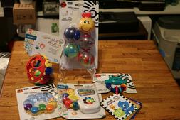 Baby Einstein Lot of 5 play toys for Infant Brain Growth - 0