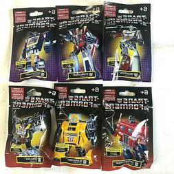 Hasbro Lot of  Transformers Limited Edition Mini Action Figu