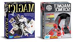 4M Magnet Science & Magic Set Kit