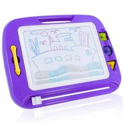 Kids Magnetic Drawing Painting Writing Board for Children Ch