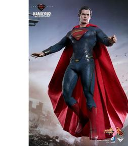 Hot Toys Man of Steel SUPERMAN 1:6 Action Figure MMS 200 + E