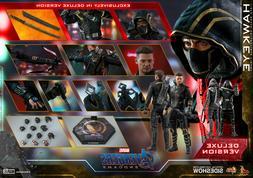 Hot Toys Marvel Avengers 1/6 Sixth Scale Hawkeye Ronan Delux