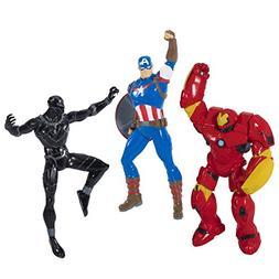 SwimWays Marvel Avengers Dive Characters-3-Pack-Captain Amer