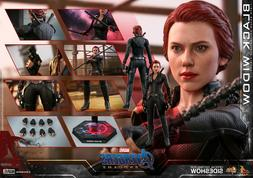 Hot Toys Marvel Black Widow Comics Avengers Endgame 1/6 Scal