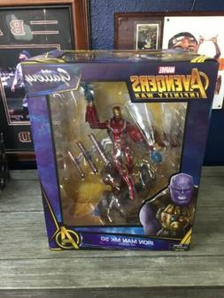 Diamond Select Toys Marvel Gallery Avengers Infinity War Iro