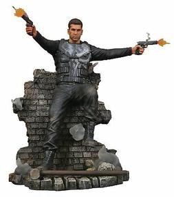 Diamond Select Toys Marvel Gallery The Punisher Netflix Seas