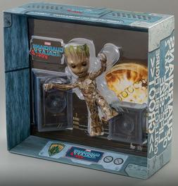 Hot Toys Marvel Groot Guardians of the Galaxy Vol 2 Life-Siz