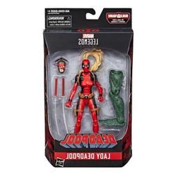 Hasbro Marvel Legends Lady Deadpool  Action Figure