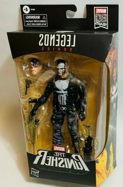 Marvel Legends NEW * The Punisher - Exclusive * 6-Inch Actio