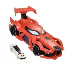 Marvel Hot Wheels Spider-Man Web-Car Launcher