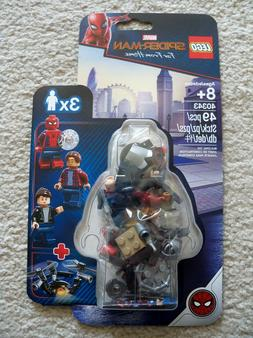 LEGO Marvel - Spiderman Far From Home Minifigure Pack 40343