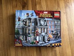 LEGO Marvel Super Heroes Avengers: Infinity War Sanctum Sanc