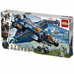 LEGO Marvel Super Heroes Avengers Ultimate Quinjet Set