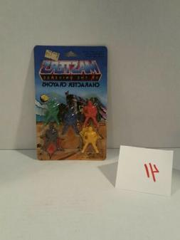 """Masters of the Universe Crayons 1.5"""" Eraser He-Man Figure Ma"""