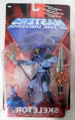 Mattel Masters of the Universe Evil Enemies: Skeletor Action