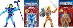 Masters of the Universe Origins He-Man & Skeletor Battle Fig