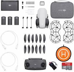 DJI Mavic Mini Fly More combo - Drone with 2.7K Camera  Pro